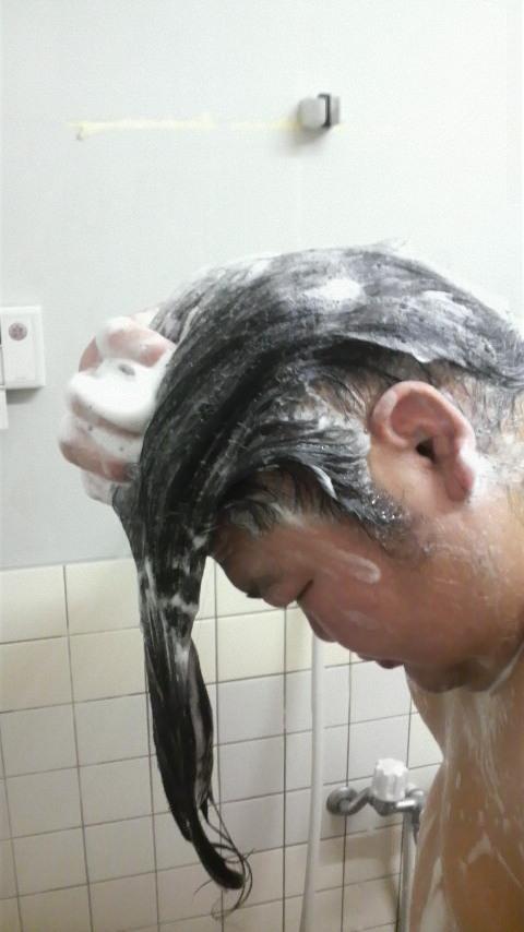 入浴シーンp(^^)q