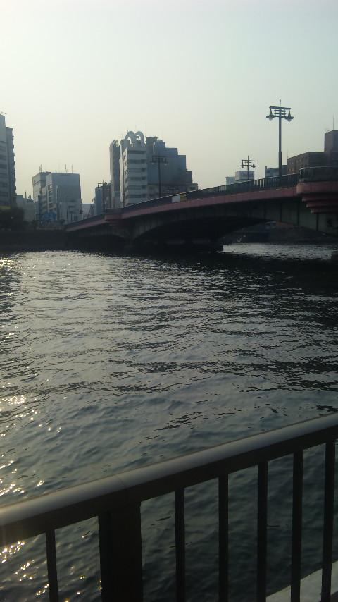 暑い東京より